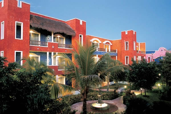 Edificio hotel catalonia
