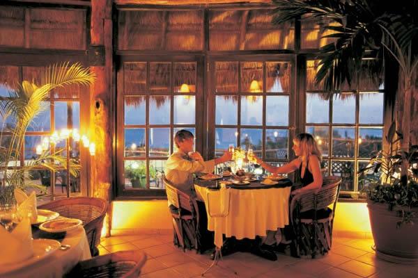 restaurante hotel playa maroma venta club